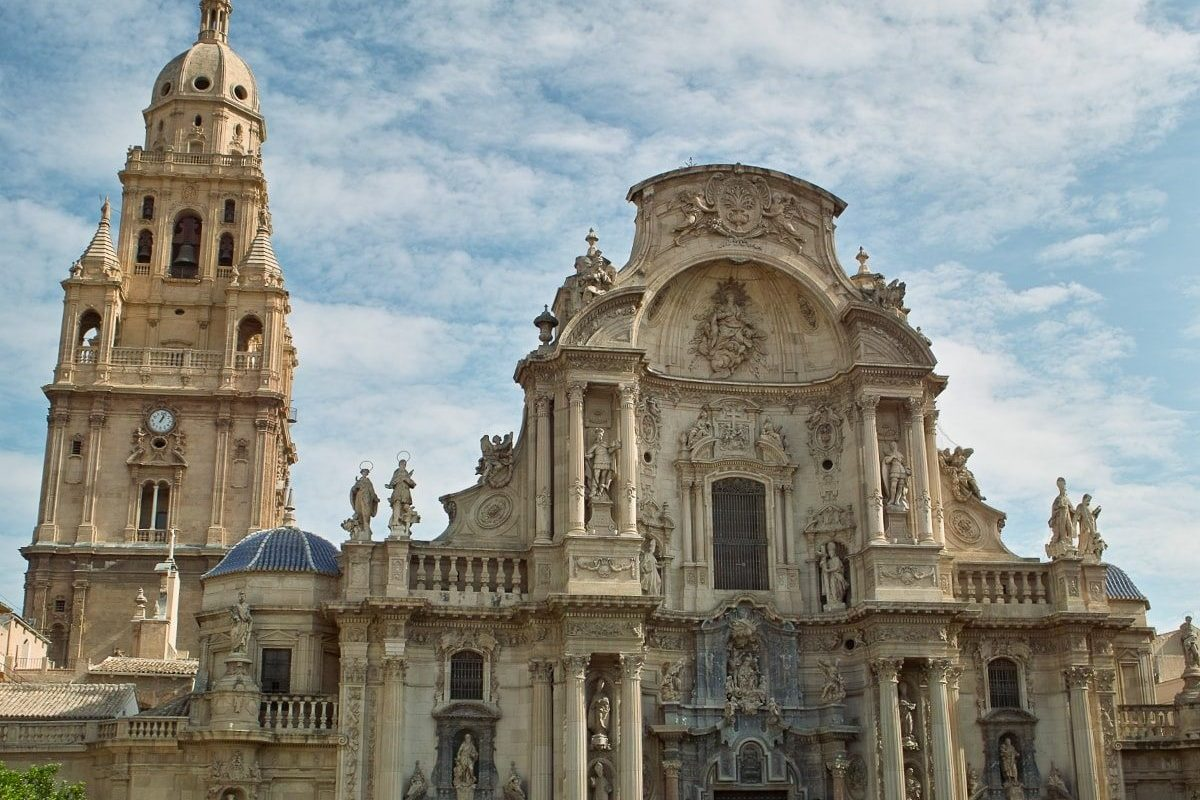 Cathedral Church of Saint Mary in Murcia, by Almusaiti
