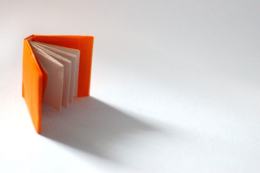 Origami Book, by Jessica C