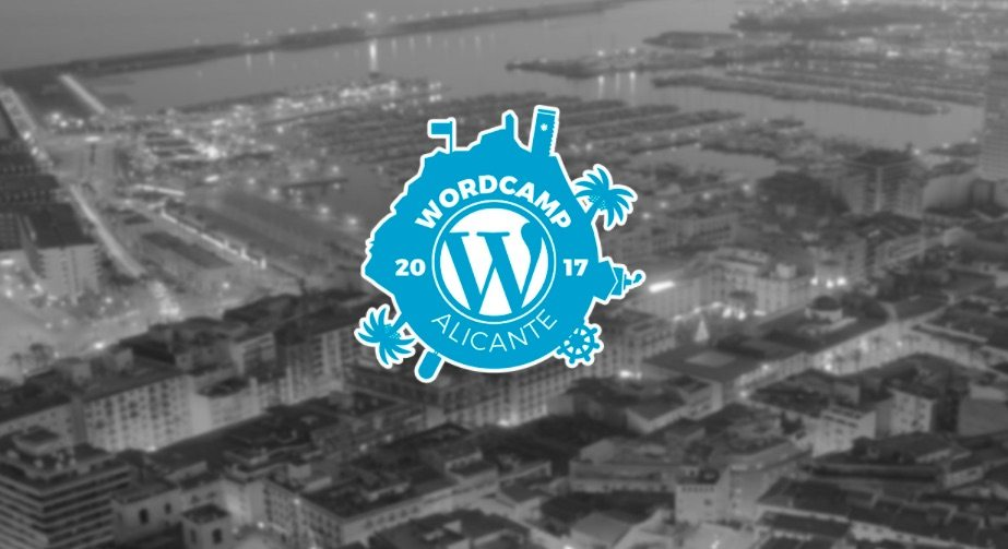 WordCamp Alicante 2017.