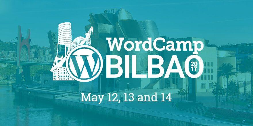 WordCamp Bilbao 2017.