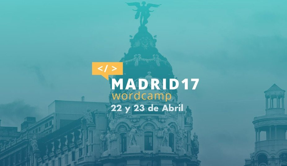 WordCamp Madrid.