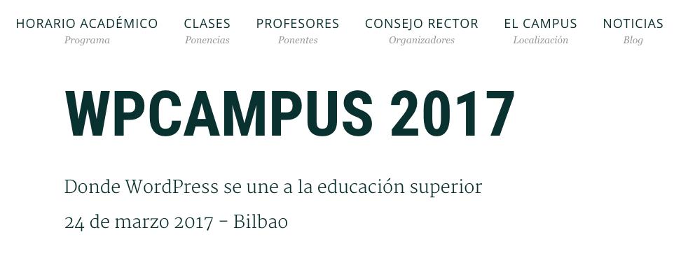 WPCampus.