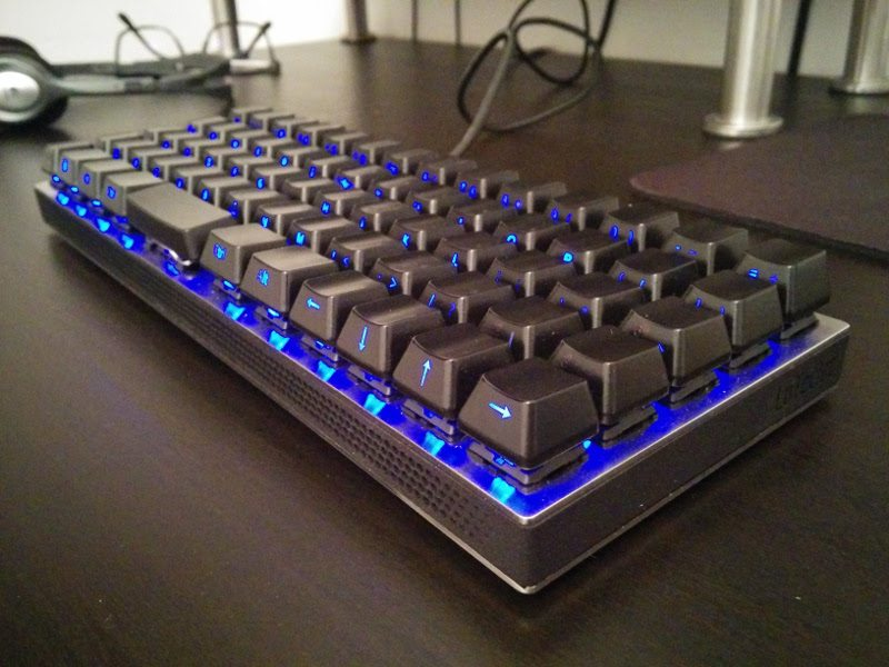 David's DIY Keyboard