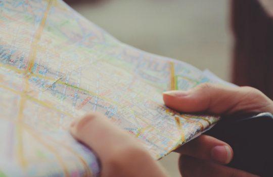 Mapa, de Sylwia Bartyzel