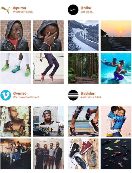 The plugin Instagram Feed allows you to include your Instagram photos in WordPress.