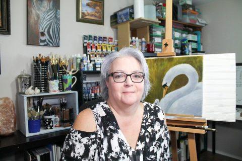 Read Meet the Business – Art Place by Gisele Grenier