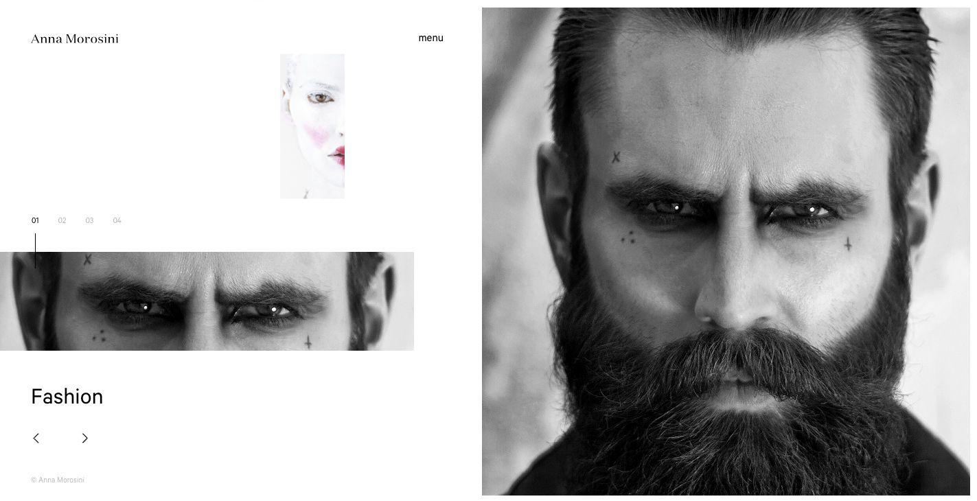 Anna Morosini website