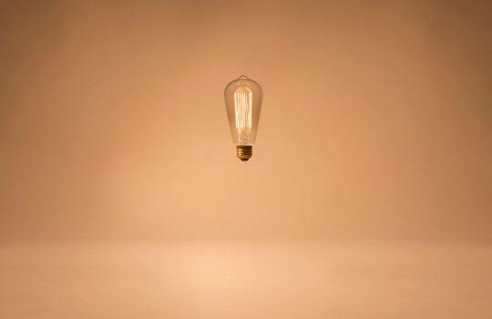 Light Bulb Idea, by Sean Patrick Murphy