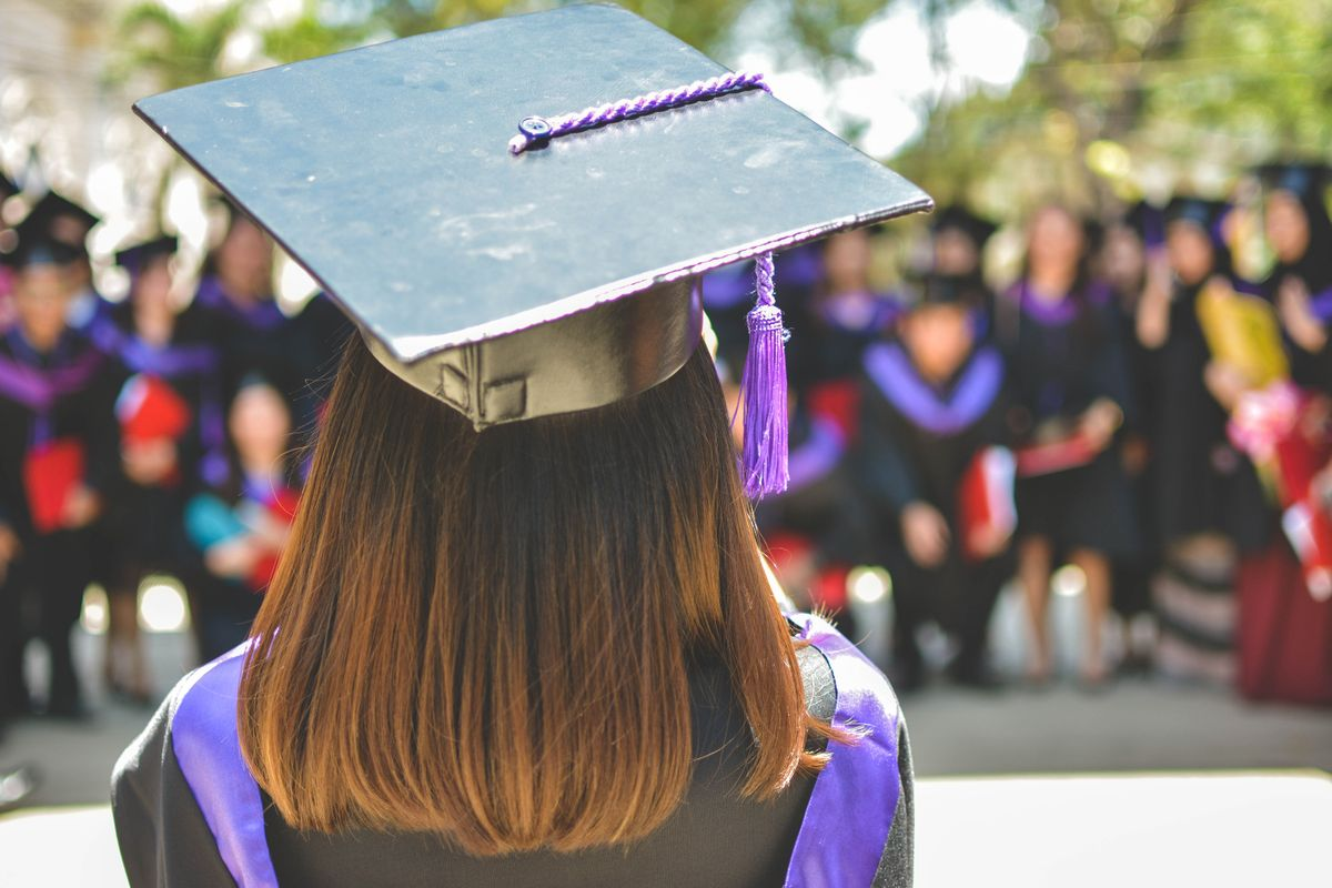 Graduation Photo, by MD Duran