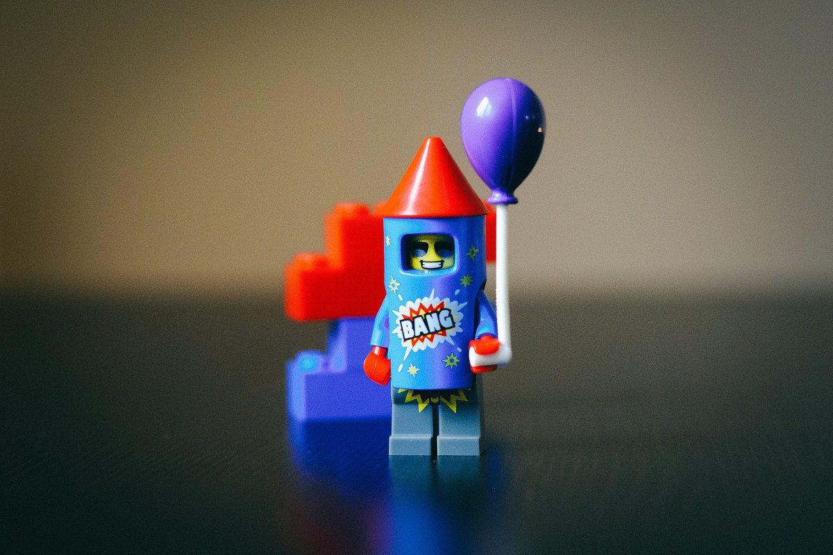 Firework Guy, by Hello I'm Nik