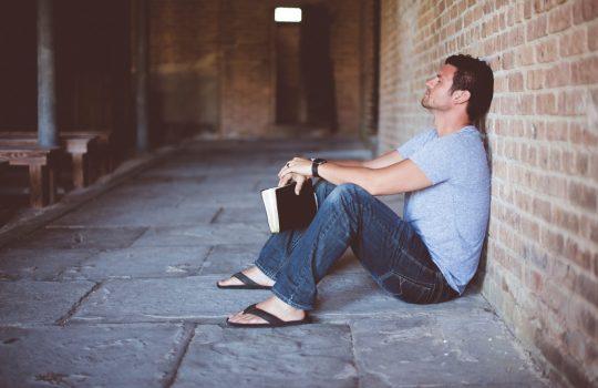 Worried Man, by Ben White