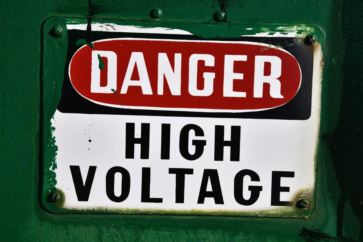Danger Sign, by Ben Hershey