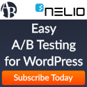 Nelio A/B Testing Banner (dimensions: 125 times 125 pixels)