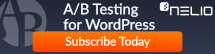 Nelio A/B Testing Banner (dimensions: 215 times 54 pixels)