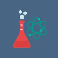 Icono de ciencia