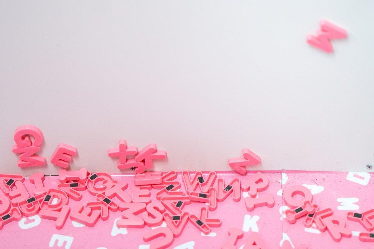 Alphabet, de Jason Leung