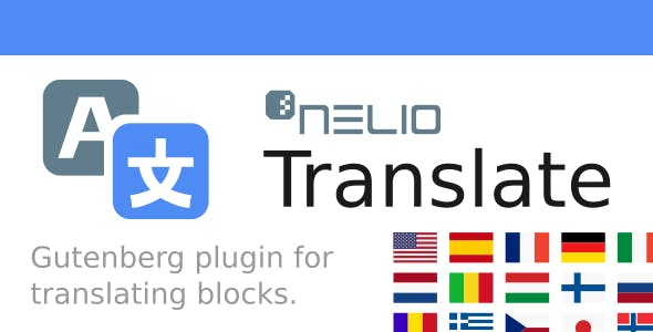 Nelio Translate Banner