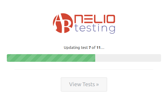 Updating tests