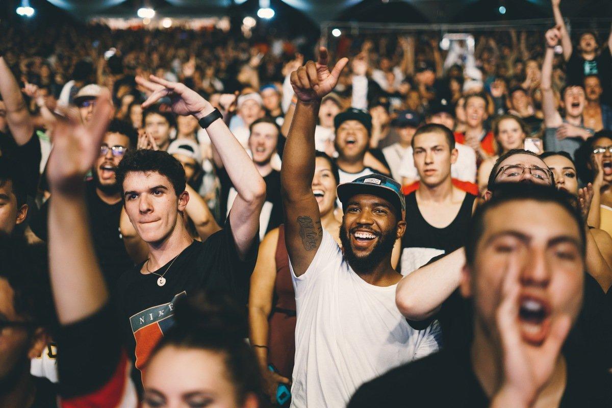 Crowd, de Nicholas Green