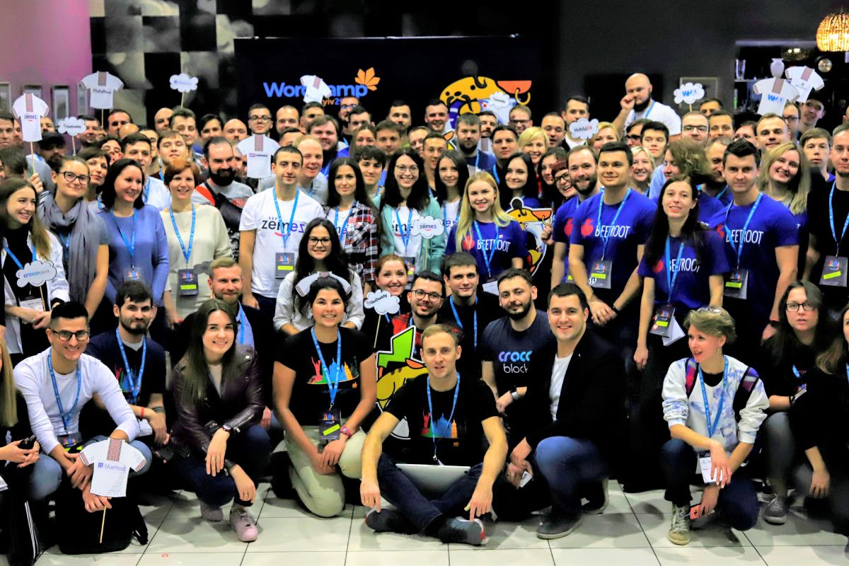 WordCamp Kyiv 2019.