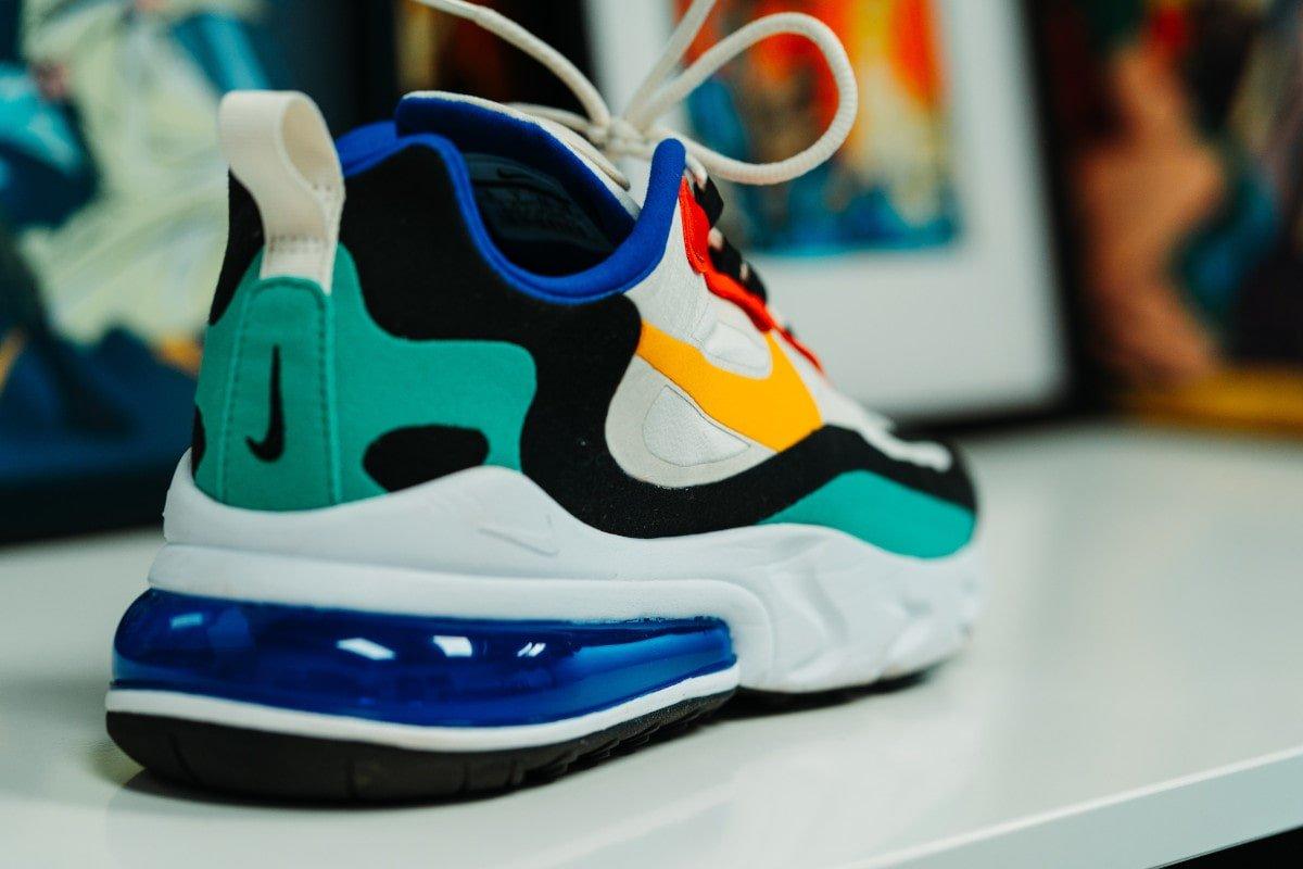 Shoe, de Hermes Rivera
