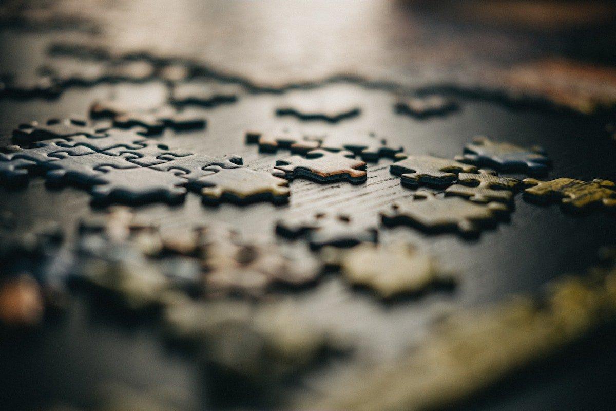 Puzzle, de Gabriel Crismariu